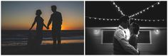 beach wedding treasure island sunset beach wedding photographer
