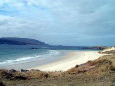 Balnakiel Beach, North-west Highlands of Scotland