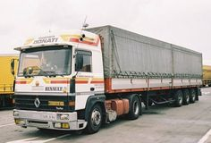 Renault-Saviem trucks (France).