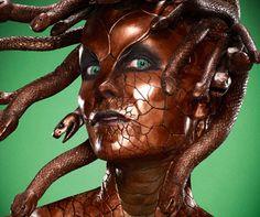 Face Off Medusa twist
