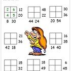 ABOUT THE 'MULTIPLICATION AND DIVISION - PLAYTIME WORKSHEETS' file: 10 Different Funny Multiplication and Division worksheets. Playful and colorful...