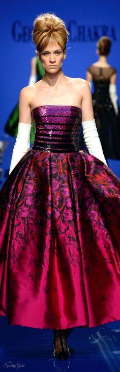 Georges Chakra Fall 2015 Couture jαɢlαdy