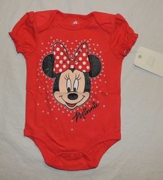 DISNEY Gorgeous MINNIE MOUSE PJ/'s 3-6 Months NWT