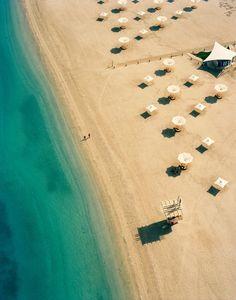 Abu Dhabi Corniche Beach  كورنيش ابوظبي