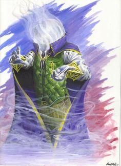 Mysterio by Keith V.