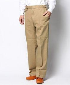 COSMIC WONDER Light Source - Fashion / NON-PLEATED CHINO PANTS(パンツ)