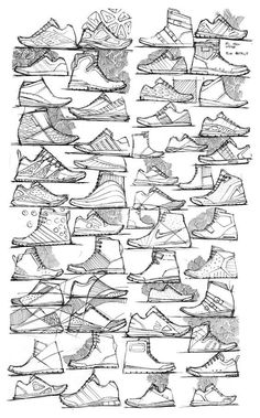 New fashion drawing shoes illustrations ideas Drawing Tips, Drawing Reference, Drawing Sketches, Drawings, Sketching, Sketch Design, Art Design, Design Lab, Design Concepts