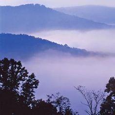 Blue Rudge Mountains