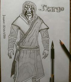 J, Zargo arcemage