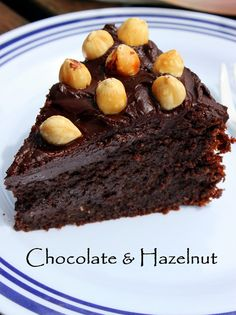 Diary of a Ladybird: Nutella Cake