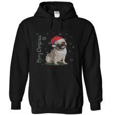 Christmas-PUG-dog
