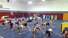 Cupid Shuffle Workout its pretty tiring- IowaGymNest Gymnastics Warm Ups, Gymnastics Games, Preschool Gymnastics, Gymnastics Tricks, Gymnastics Skills, Gymnastics Coaching, Gymnastics Training, Gymnastics Workout, Gymnastics Stuff