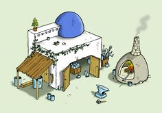 #smithy from our game #travians at http://www.travians.com