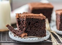 Irish Beer Chocolate Cake