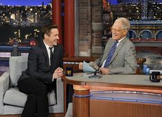 David Letterman's Last Night