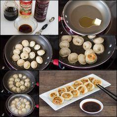Beef Dumplings- Asian Style