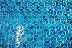 Ručne robené obkladačky v azúrovo modrej farbe Abstract, Artwork, Summary, Work Of Art, Auguste Rodin Artwork, Artworks, Illustrators