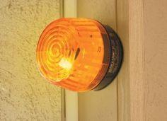 SECO-LARM SL-126Q/A Amber Security Strobe Light - http://electmecameras.com/camera-photo-video/security-surveillance/horns-sirens/secolarm-sl126qa-amber-security-strobe-light-com/