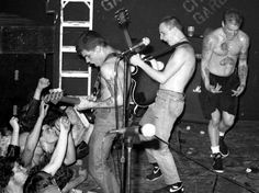 Cro-Mags - hardcore band from New York