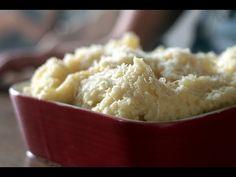 Purê de Batatas com Mostarda e Vinho Branco