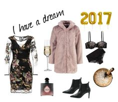 """""""I have a dream"""" by fashion-custodians on Polyvore featuring Miss Selfridge, Yves Saint Laurent and Krosno"""