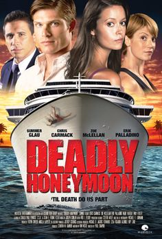 When picture-perfect newlyweds Lindsey and Trevor set sail on their honeymoon cruise, their romantic trip becomes a terrifying voyage. After a night of arguing, Trevor goes missing and Lindsey is found bloody and confused. Vacationing FBI agent Gwen Merced launches an investigation and soon becomes suspicious of three mysterious men on board. However, the deeper Agent Merced digs into the alleged crimes of the three men, the more she finds holes in Lindsey's story.