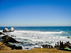 Punta de Lobos, Chile Sister Cities, Learn To Surf, Beautiful Landscapes, South America, Travelling, Places To Go, Surfing, Wanderlust, Around The Worlds