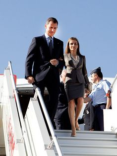 King Felipe VI and Queen Letizia of Spain visit Morocco - Photo 1 | Celebrity news in hellomagazine.com