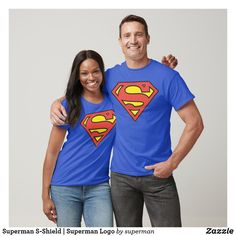 Superman Logo, Superman T Shirt, Logan, Tshirt Dress Outfit, Superhero Gifts, Adulting, Tshirt Colors, Fitness Models, Shirt Designs