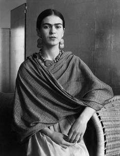 "birdsong217:  "" Imogen Cunningham  Frida Kahlo, 1931.  """