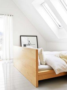 Bedroom, photo by Trine Thorsen for Bo Bedre