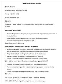 How Do I Make A Resume Sample Professional Teacher Resume Template  How To Make A Good .
