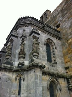 """See 31 photos and 3 tips from 166 visitors to Rosslyn Castle. """"Such a hidden gem in Edinburgh! Rosslyn Chapel, Us Travel, Edinburgh, Scotland, Castle, Spaces, Building, Buildings, Castles"""