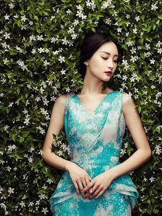 Phuong My S/S 2015 (Various Campaigns)   Phuong My - Designer Zhang Jingna - Photographer Phuong My - Fashion Editor/Stylist Phuong My - Set Designer Zhang Jingna - Set Designer Ji Young Kwak - Model