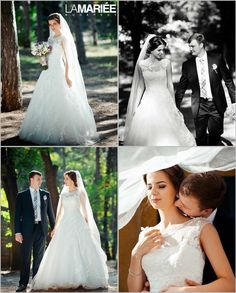 Real bride by La Mariée Budapest bridal dress by Pronovias Budapest, Wedding Gowns, Wedding Day, One Shoulder Wedding Dress, Bride, Ideas, Fashion, Rosa Clara, Homecoming Dresses Straps
