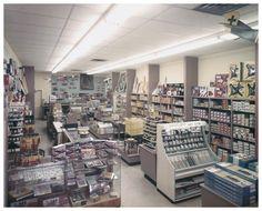 G & G Model Shop, Sharpstown Mall, Houston TX   - 1961