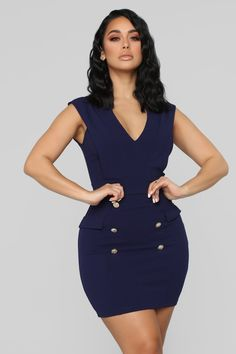 Sexy, trendy and cute mini dresses that'll suit your body perfectly and work for the beach, date night, the club or school. Find your next go-to mini dress at Fashion Nova. Sexy Outfits, Sexy Dresses, Fashion Dresses, Casual Dresses, Fashion Nova Models, Curvy Women Fashion, Fashion Edgy, Jeans Dress, Shirt Dress