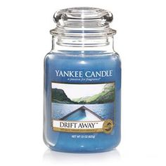 Drift Away - dreamy, sweet floral scent that is incredibly calming. My all time favourite.