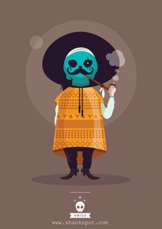 A M I G O by Shank , via Behance