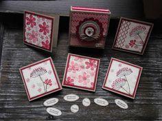 Kreativ am Deich : ...kleine Kartenbox...die Anleitung ....