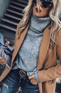 """Code PROMO de -20% avec le Code """"PINTEREST"""" sur les sacs et vêtements ! Allez faire un tour sur la boutique en ligne 4chillseasons.com #femme #mode #vetement #online #sac #style #look #idée #tenue #streetwear #luxe #chic #pull #gris"""