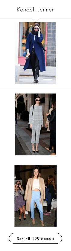 """""""Kendall Jenner"""" by music23260721-1 ❤ liked on Polyvore featuring kendall jenner, people, backgrounds, outfit, pants, capris, lace up pants, sheer pants, topshop pants and see through pants"""