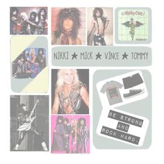 """Motley Crue"" by youre-555-im-666 ❤ liked on Polyvore featuring Vince, MANGO and Converse"