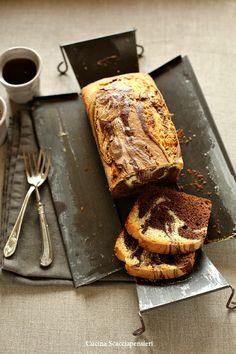 Come al solito quando si arriva al fine settimana, io penso alla colazione e a lasciarvi una ricetta che possiate gustare con il caffè', co...