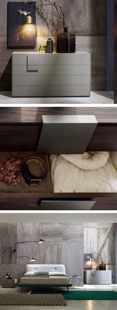 Livitalia Ecletto Nachttisch 2 Schubladen Pinterest Tech and - designer kommoden aus holz antike