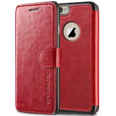 Verus iPhone 6 Plus Wallet Case - Retail Packaging - Layered Dandy Wine Red:Amazon:Cell Phones & Accessories