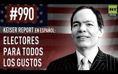 Keiser Report en español: E990 – Electores para todos los gustos (Vídeo)
