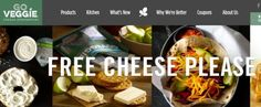 Go Veggie Cheese Alternative Free Product Coupon - US