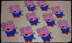 George de Peppa Pig - 10 cm