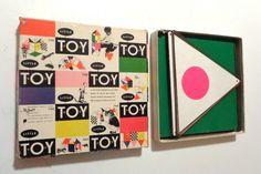 The Little Toy 1952 Charles Eames Design for Tigrett